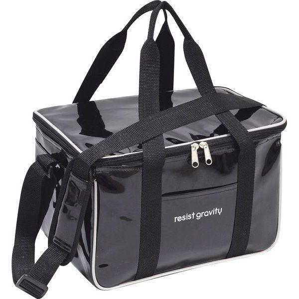 エナメルクーラーバッグ H2602  保冷バッグ クーラーボックス トートバッグ  ショルダーバッグ デイパック アウトドア 収納 おしゃれ bag shiragiku|lifemaru