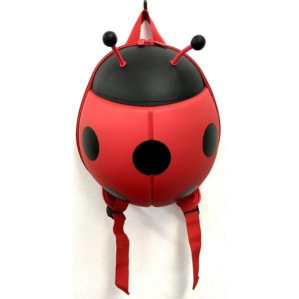 レディバグ てんとうむし バックパック 黄/赤 全2色 子供向け おもちゃ かわいい 男の子 女の子リュックサック bag コンパクト カジュアル 収納 おしゃれ 旅行 lifemaru 02