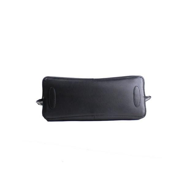 ブランドバッグ レディース トートバッグ ショルダー付 2way バンブー Fleurs 正規品 黒 ブラック