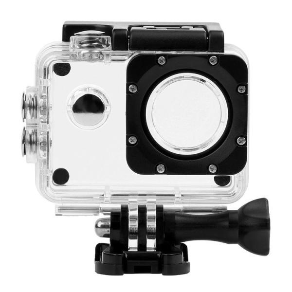 アクションカメラ用 防水ハウジングケース OEMカメラ汎用タイプ SJCAM SJ4000/ EK5000 EK7000/Lightdow LD6000/APEMAN/LEVIN/EKEN H9R/Volador等 SJ4CASE lifepowershop