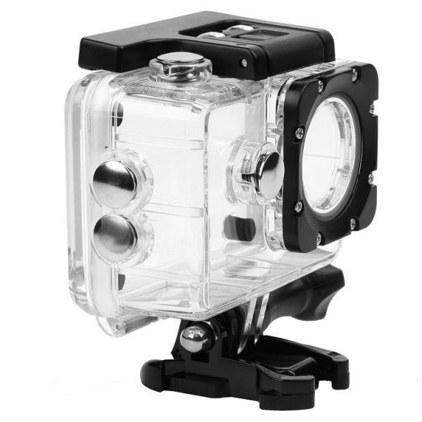アクションカメラ用 防水ハウジングケース OEMカメラ汎用タイプ SJCAM SJ4000/ EK5000 EK7000/Lightdow LD6000/APEMAN/LEVIN/EKEN H9R/Volador等 SJ4CASE lifepowershop 03
