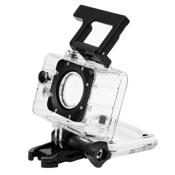 アクションカメラ用 防水ハウジングケース OEMカメラ汎用タイプ SJCAM SJ4000/ EK5000 EK7000/Lightdow LD6000/APEMAN/LEVIN/EKEN H9R/Volador等 SJ4CASE lifepowershop 04