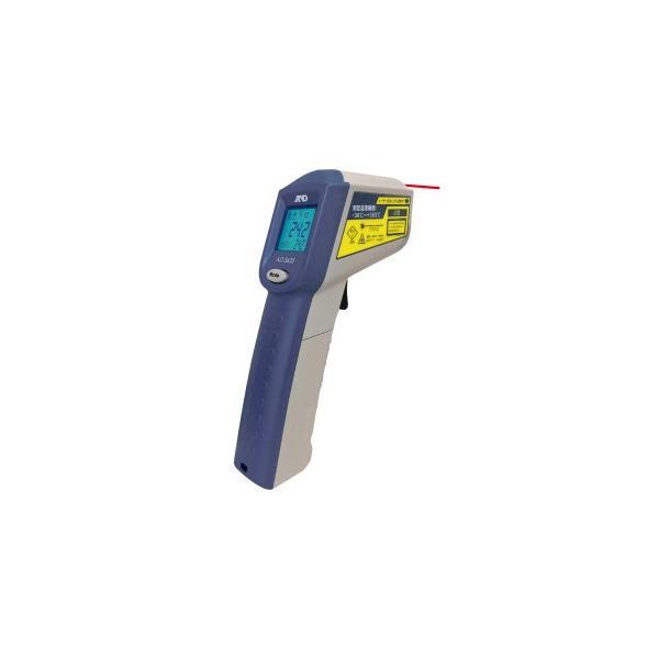 A&D レーザーマーカー付き 赤外線放射温度計 AD-5635 (-38〜365℃)