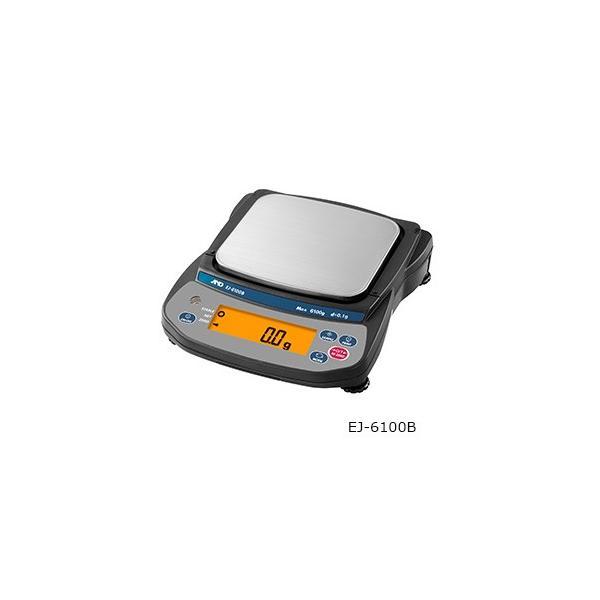 A&D パーソナル電子てんびん EJ-6100B (秤量:6.1kg)