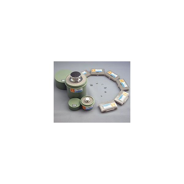 村上衡器 OIML型標準分銅(JISマーク付) M1級 + JCSS質量校正ランク5 20kg