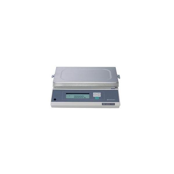 島津製作所 台はかり (校正分銅内蔵形) BW12KH S321-62250-11 (秤量:12kg)