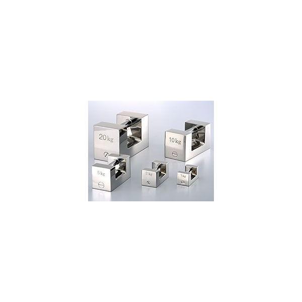 村上衡器 ステンレス製 まくら型分銅(分銅単品) F2級 20kg