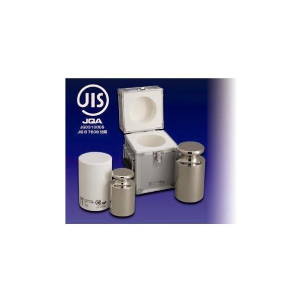 大正天びん(新光電子) JISマーク付 OIML型円筒分銅 (非磁性ステンレス) M1級(2級) 10kg M1CSO-10KJ