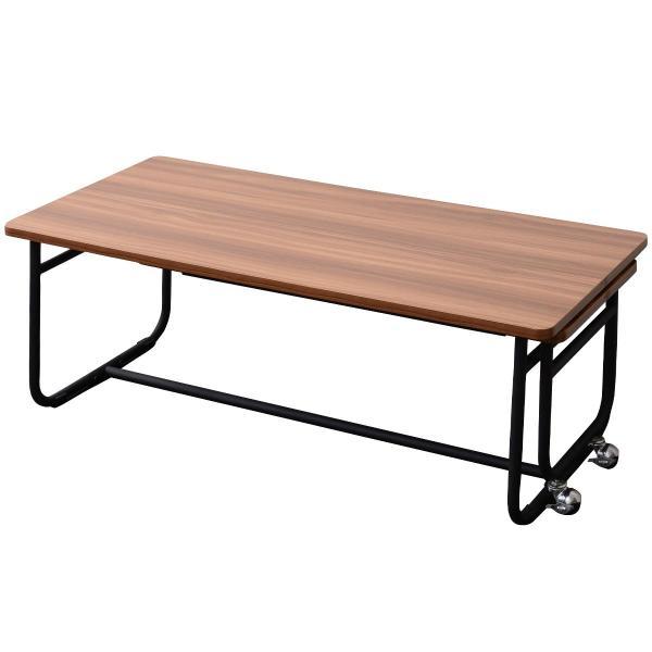 ローテーブル センターテーブル リビングテーブル 木 木製 北欧 シンプル 長方形 Fngoシリーズ おしゃれ 伸縮テーブル テレビ台 送料無料|lifestyle-funfun|11