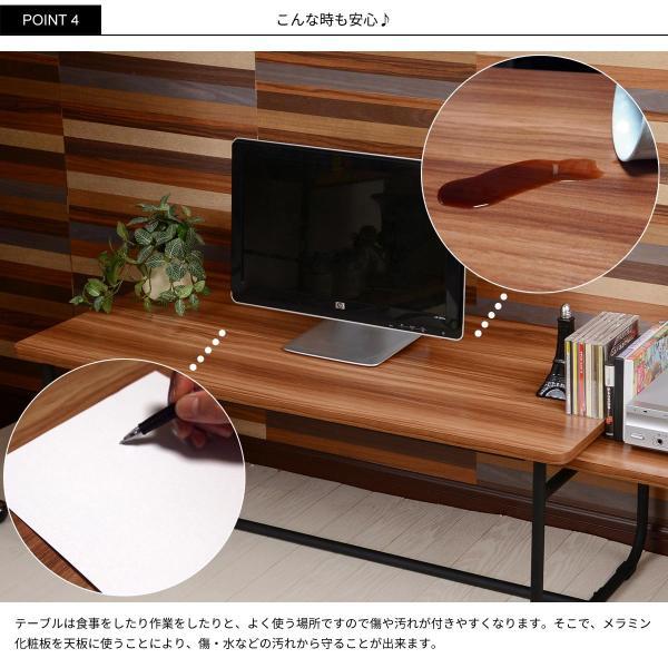 ローテーブル センターテーブル リビングテーブル 木 木製 北欧 シンプル 長方形 Fngoシリーズ おしゃれ 伸縮テーブル テレビ台 送料無料|lifestyle-funfun|06