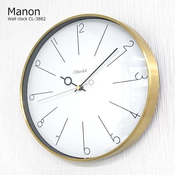 壁掛け時計 Manon