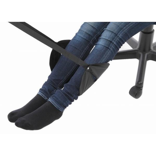 フットレスト 飛行機用 機内持ち込み可 トラベル 旅行グッズ 足置き 7色 送料無料|lifestylejapan|09