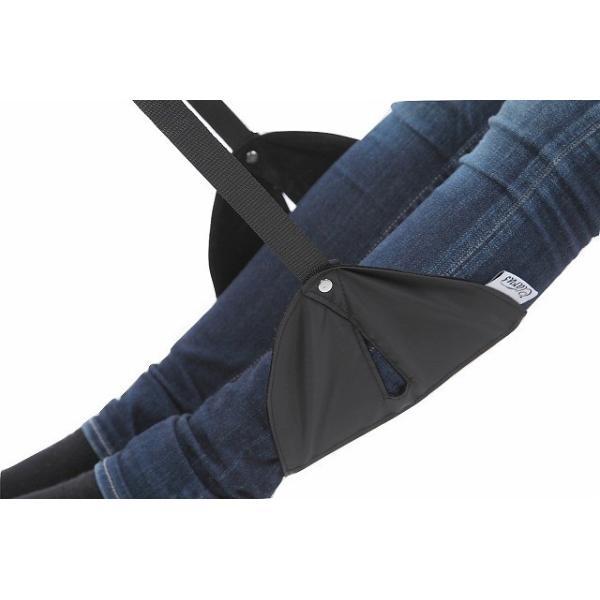フットレスト 飛行機用 機内持ち込み可 トラベル 旅行グッズ 足置き 7色 送料無料|lifestylejapan|10