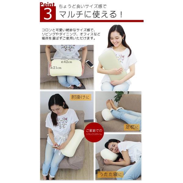 お昼寝枕 うたた寝クッション デスク 枕 type-6 低反発枕 足枕|lifetime|05