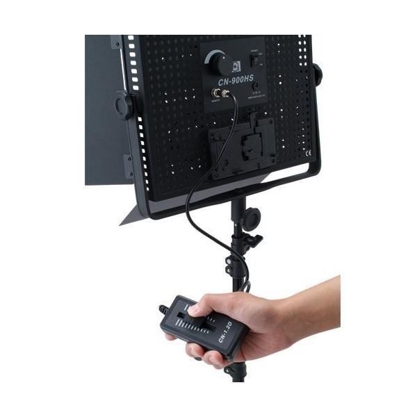 撮影機材 撮影照明 撮影用LED900スクエア1灯セット(発光部収納用バック付)