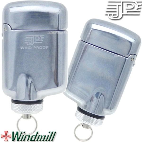 Windmill ウインドミル JPターボライター アルミミガキ JPW-0101【日本製】【送料無料】