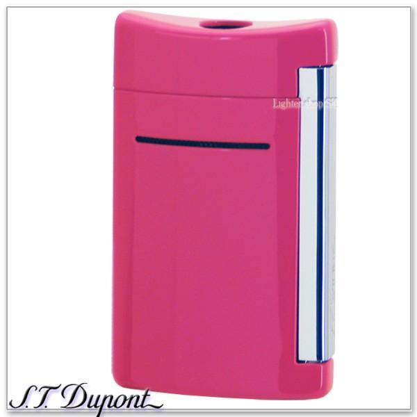 S.T.Dupont エス・テー・デュポン ミニ・ジェット ターボ バーナーフレームライター ピンク【送料無料】