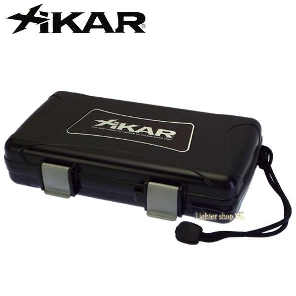 XiKAR ザイカー トラベルヒュミドール5本用