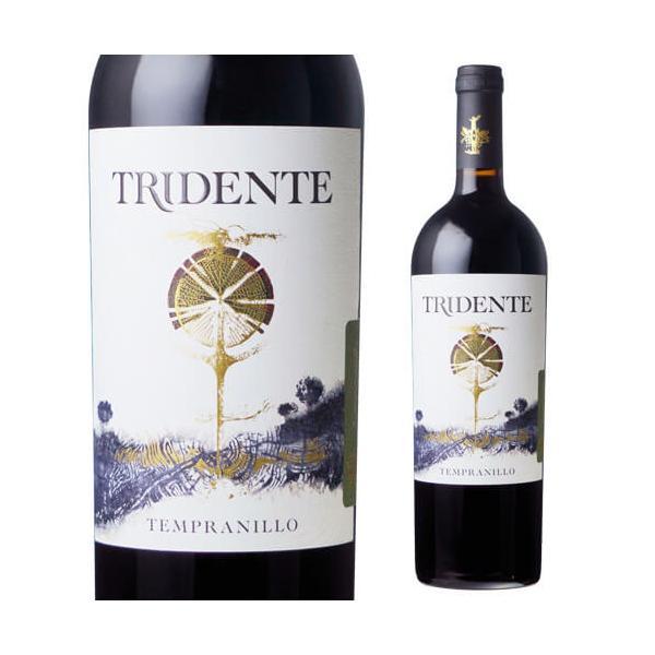 赤ワイン トリデンテ テンプラニーリョ  ボデガス トリデンテ 750ml スペイン カスティーリャ イ レオン  フルボディ 長S|likaman