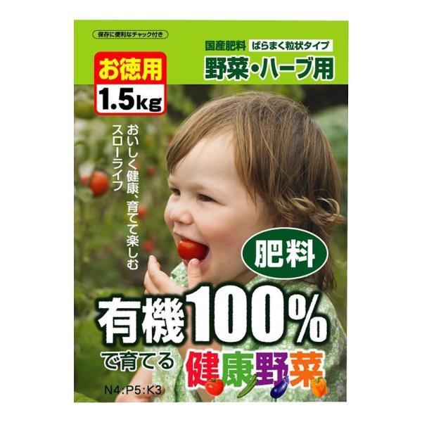 有機100%で育てる健康野菜 1.5kg×6袋セット 送料無料