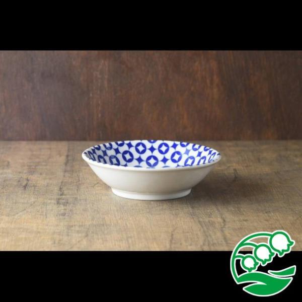 取り皿 おしゃれ 13.5cm丸紋浅鉢 アウトレット 和食器 美濃焼 中皿 丸皿 スズラン|lilly2016|02
