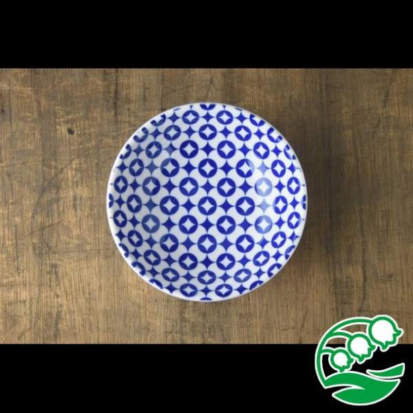 取り皿 おしゃれ 13.5cm丸紋浅鉢 アウトレット 和食器 美濃焼 中皿 丸皿 スズラン|lilly2016|03