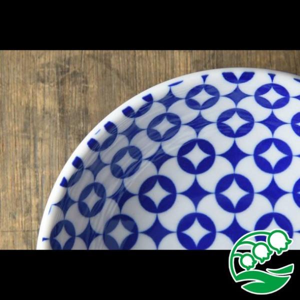 取り皿 おしゃれ 13.5cm丸紋浅鉢 アウトレット 和食器 美濃焼 中皿 丸皿 スズラン|lilly2016|04