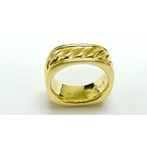 David Yurman デヴィッドヤーマン デビットヤーマン 指輪 リング ジュエリー レディース 女性 ファッション 送料無料