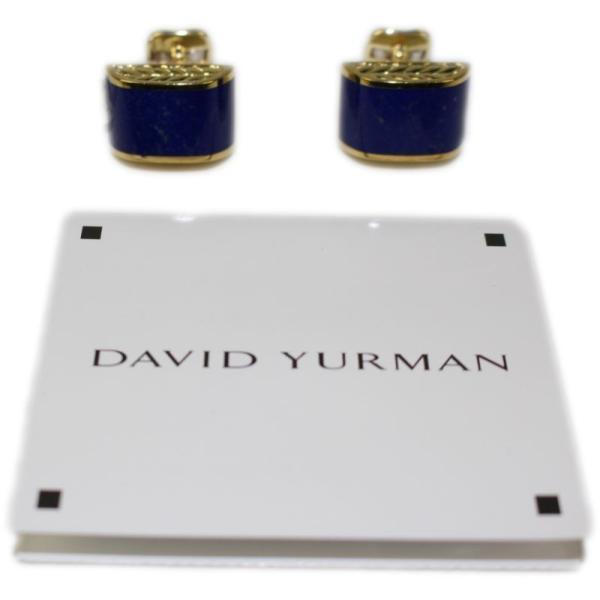 David Yurman デヴィッドヤーマン デビットヤーマン カフス メンズ レディース スーツ ビジネス ファッション 送料無料|limited-ace
