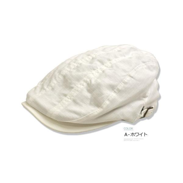 ハンチング キャップ メンズ 帽子 ハット レディース 綿 リップ ハンチングキャップ シンプル 無地 通販M15|limited|03