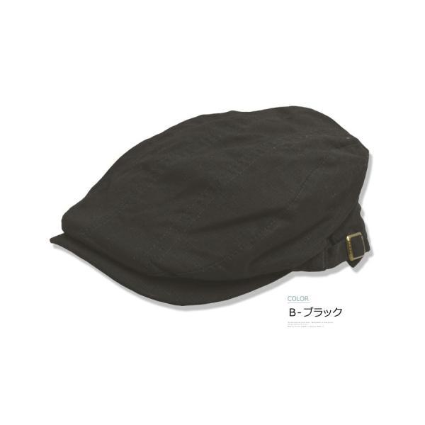 ハンチング キャップ メンズ 帽子 ハット レディース 綿 リップ ハンチングキャップ シンプル 無地 通販M15|limited|04