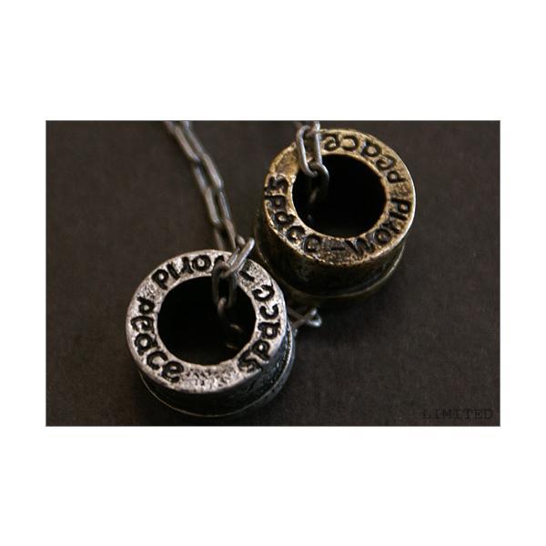 【グッズ】Brassダブルリングトップネックレス 通販M75|limited|03