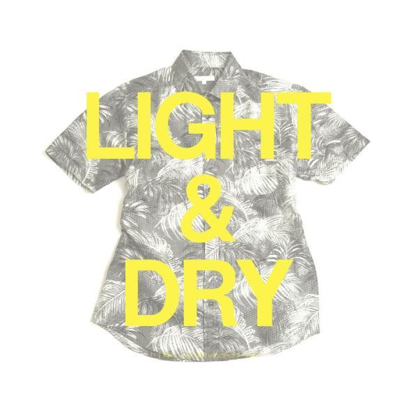シャツ メンズ 半袖 リップル ボーダー 総柄 半袖シャツ レギュラーカラー リーフ アロハ 通販M15 RF3-0948 limited 02
