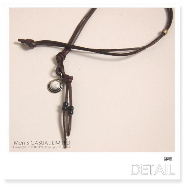 ナチュラルストーンネックレス メンズ レディース 通販M75|limited|06