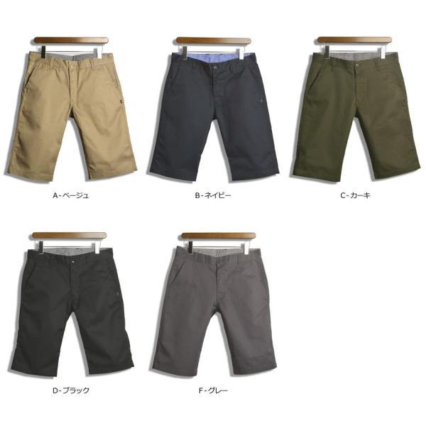 ショートパンツ メンズ ショーツ チノパン 短パン r2i-0605 通販M15|limited|09