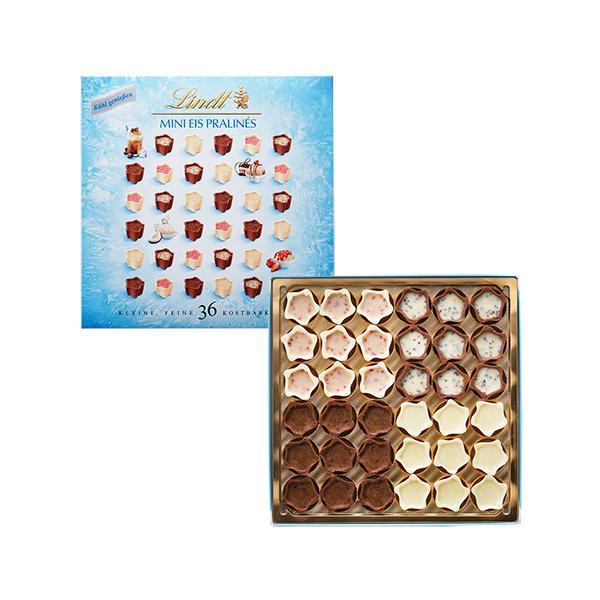 公式 リンツ Lindt チョコレート ミニプラリネ アイス 165g