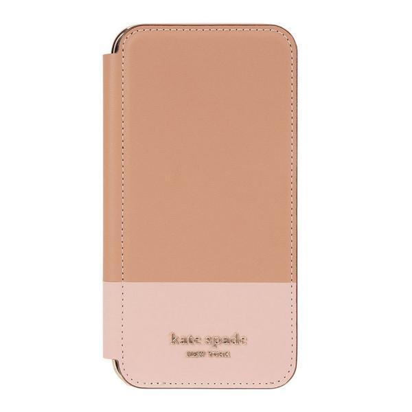 【アウトレット】SoftBank限定モデル kate spade ケイトスペード iPhone 11 Pro ケース カバー ブランド おしゃれ 手帳型 ピンク