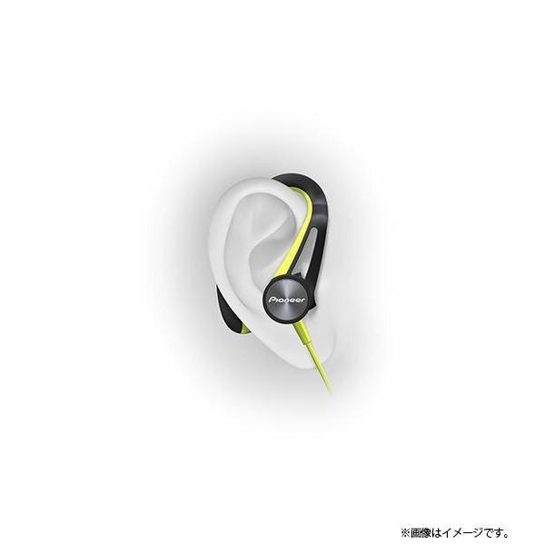 Pioneer スポーツイヤホン SE-E5T グレー line-mobile 06