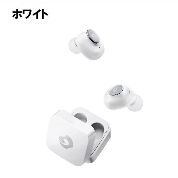 GLIDiC Sound Air TW-5000s ホワイト ワイヤレスイヤホン iPhone Bluetooth 両耳 高音質 ブルートゥース グライディック 日本正規代理店品|line-mobile|02