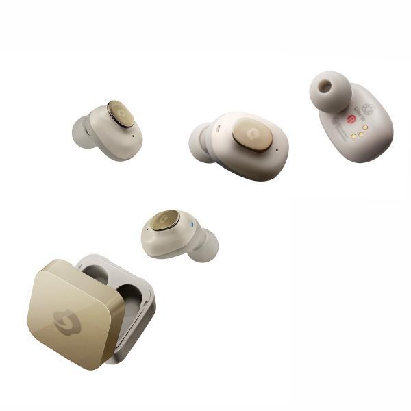 GLIDiC Sound Air TW-5000s ホワイト ワイヤレスイヤホン iPhone Bluetooth 両耳 高音質 ブルートゥース グライディック 日本正規代理店品|line-mobile|11