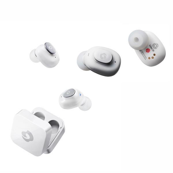 GLIDiC Sound Air TW-5000s ホワイト ワイヤレスイヤホン iPhone Bluetooth 両耳 高音質 ブルートゥース グライディック 日本正規代理店品|line-mobile|05
