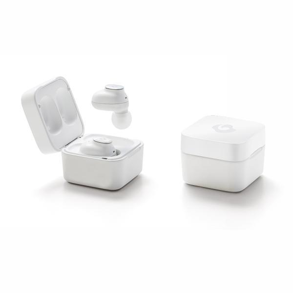 GLIDiC Sound Air TW-5000s ホワイト ワイヤレスイヤホン iPhone Bluetooth 両耳 高音質 ブルートゥース グライディック 日本正規代理店品|line-mobile|06