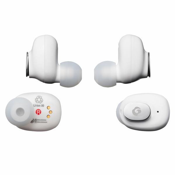 GLIDiC Sound Air TW-5000s ホワイト ワイヤレスイヤホン iPhone Bluetooth 両耳 高音質 ブルートゥース グライディック 日本正規代理店品|line-mobile|07