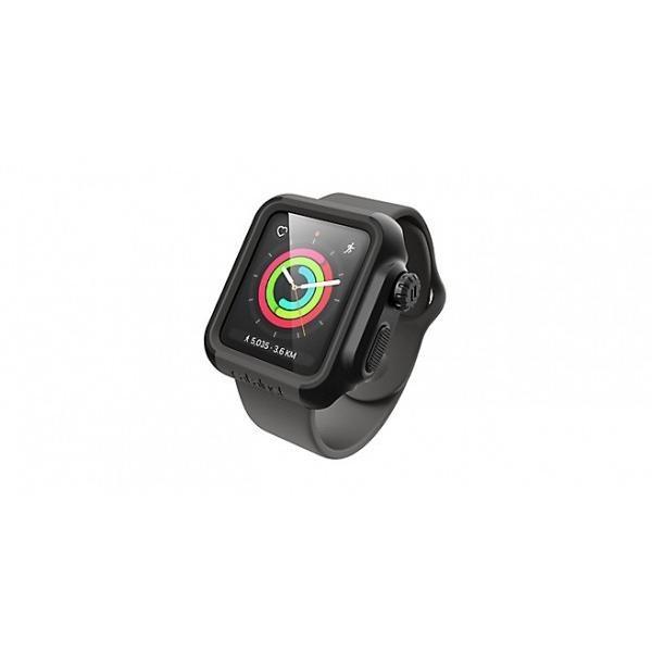 Catalyst Apple Watch 38mmシリーズ 3/2衝撃吸収ケース コーラルブラック