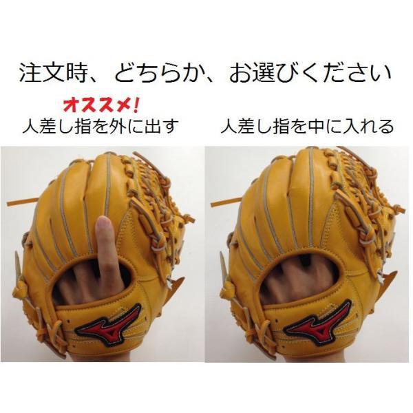 野球 グラブ・グローブ・ミットの湯もみ型付け|liner|02