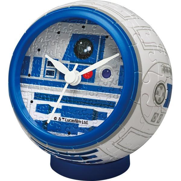 145ピース ジグソーパズル R2-D2 【パズルクロック】|lineshonpo