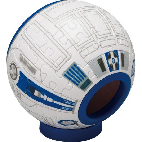 145ピース ジグソーパズル R2-D2 【パズルクロック】|lineshonpo|02
