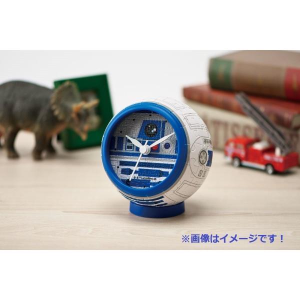 145ピース ジグソーパズル R2-D2 【パズルクロック】|lineshonpo|03