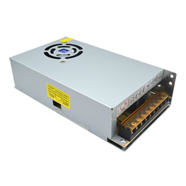 Padarsey 直流安定化電源 AC DC 20A 12V コンバーター 安全保護 回路 装置 最大 (12v 20A)|lineshonpo|03
