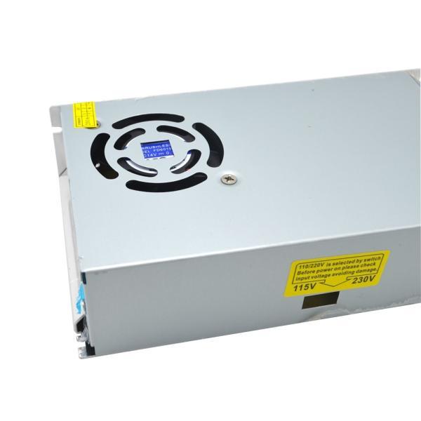 Padarsey 直流安定化電源 AC DC 20A 12V コンバーター 安全保護 回路 装置 最大 (12v 20A)|lineshonpo|04